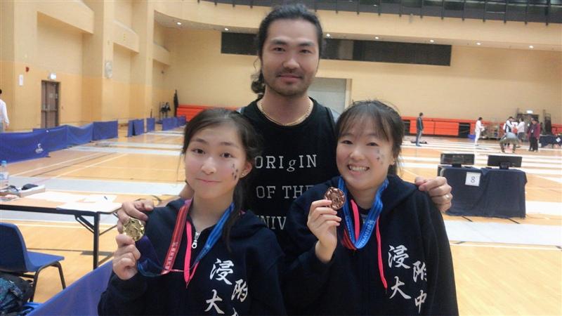 2017-18 中學學界劍擊比賽